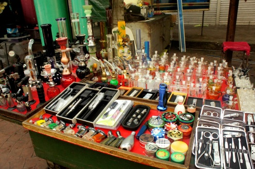 Head shop in Chinatown!