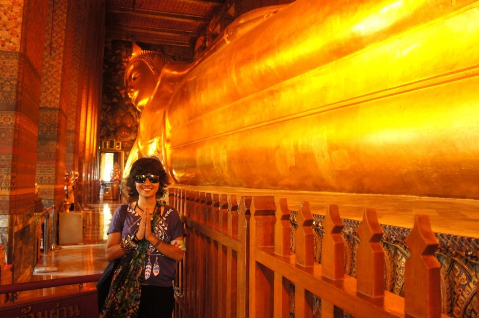 The Reclining Buddha
